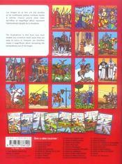 Je colorie les chevaliers - 4ème de couverture - Format classique