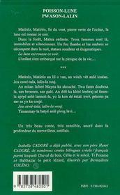 Poisson-lune - 4ème de couverture - Format classique