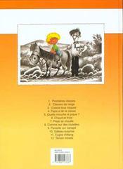Cédric t.10 ; gâteau surprise - 4ème de couverture - Format classique