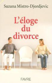 L'Eloge Du Divorce - Intérieur - Format classique