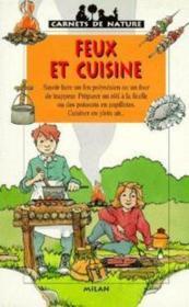 Feux Et Cuisine N 15 - Couverture - Format classique