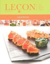 Saumon - Intérieur - Format classique