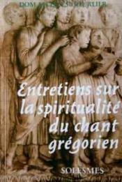 Entretiens Sur La Spiritualite - Couverture - Format classique