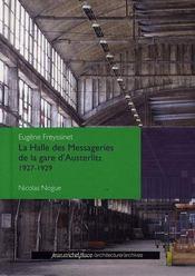 Halle Freyssinet le béton absolu - Intérieur - Format classique
