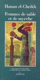 Femmes de sable et de myrrhe - Couverture - Format classique