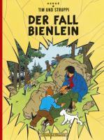 Tim und Struppi t.18 ; der fall Bienlein - Couverture - Format classique