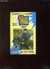 Wing Man 3. Inititation. - Couverture - Format classique