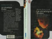 La Strategie Ender - Le Cycle D'Ender-1 - Couverture - Format classique