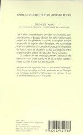 Le Signe De L'Arbre Babel 572 - 4ème de couverture - Format classique