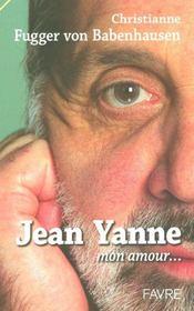 Jean yanne mon amour - Intérieur - Format classique