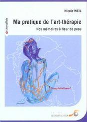 Ma Pratique De L'Art-Therapie - Intérieur - Format classique