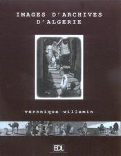 Images D'Archives D'Algerie - Intérieur - Format classique