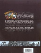 Images D'Archives D'Algerie - 4ème de couverture - Format classique