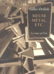 Meuse Metal - Couverture - Format classique