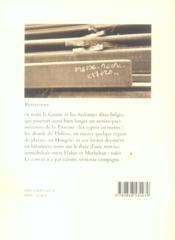Meuse Metal - 4ème de couverture - Format classique