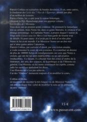 Monsieur Nemo Et L'Eternite T.1 - 4ème de couverture - Format classique