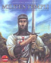 Milites Templis - Intérieur - Format classique
