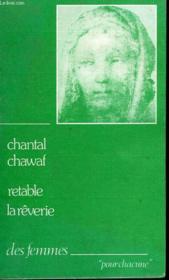 Retable La Reverie - Couverture - Format classique