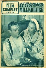 Tous Les Jeudis - Film Complet N° 317 - Le Clochard Milliardaire - Couverture - Format classique