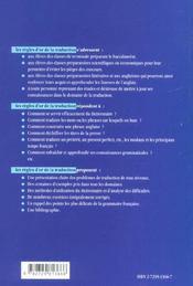 Les Regles D'Or De La Traduction Anglais/Francais/Anglais - 4ème de couverture - Format classique