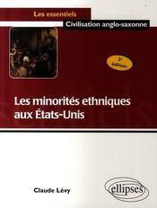 Les minorités ethniques aux Etats-Unis (2e édition) - Intérieur - Format classique