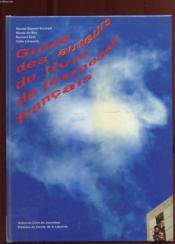 Guide des auteurs du livre de jeunesse francais - Couverture - Format classique