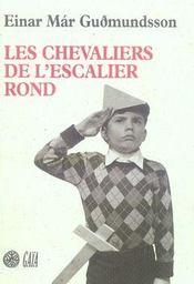 Les Chevaliers De L'Escalier Rond - Intérieur - Format classique