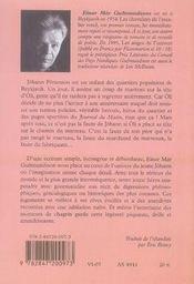 Les Chevaliers De L'Escalier Rond - 4ème de couverture - Format classique