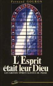 Esprit Etait Leur Dieu - Couverture - Format classique
