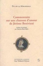Commentaire Chanson Amour - Couverture - Format classique