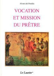 Vocation Et Mission Du Pretre - Couverture - Format classique