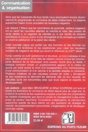Les Nouveaux Magasins De Details. Entre Authenticite Et Rentabilite, Les Recette - 4ème de couverture - Format classique