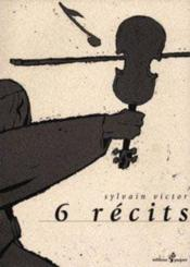Six Recits - Couverture - Format classique
