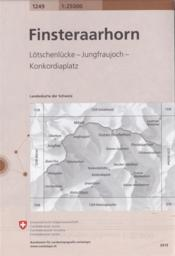 Finsteraarhorn - Couverture - Format classique