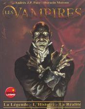 Les Vampires - Intérieur - Format classique