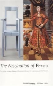 The Fascination Of Persia /Anglais - Couverture - Format classique
