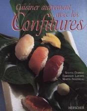 Cuisiner Confitures - Couverture - Format classique