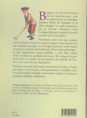 Blagues à par ; 500 histoires drôles sur le golf - 4ème de couverture - Format classique