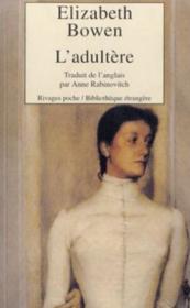 L'Adultere - Couverture - Format classique