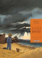Julien Boisvert ; intégrale - Couverture - Format classique