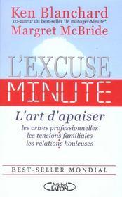 L'Excuse-Minute - Intérieur - Format classique