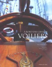 A Bord Des Grands Voiliers - Couverture - Format classique