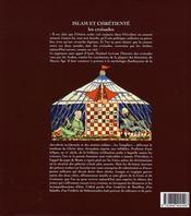 Islam et chrétienté ; deux siècles de guerre, 1095-1270 - 4ème de couverture - Format classique