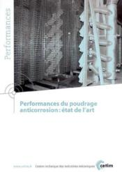 Performances du poudrage anticorrosion ; état de l'art performances 9q56 - Couverture - Format classique