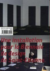 Siti atelier de Montrouge 1960-1965 - 4ème de couverture - Format classique