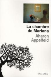 La chambre de Mariana - Couverture - Format classique