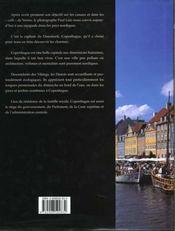 Charmes De Copenhague - 4ème de couverture - Format classique
