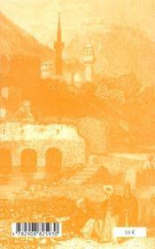 Chants De La Recluse Ned - 4ème de couverture - Format classique