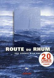 Route Du Rhum - Intérieur - Format classique