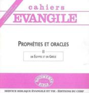 Propheties Et Oracles Tome 2  - Collectif